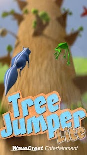 Tree Jumper Lite- screenshot thumbnail