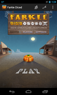 Farkle Diced - Ghost Town - screenshot thumbnail