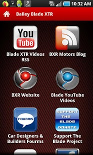 Bailey Blade XTR - screenshot thumbnail
