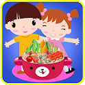 Food Puzzles for Kids icon