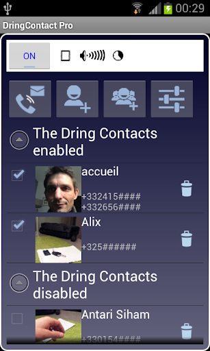 Dring Contact PRO