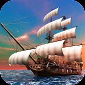 Pirate Ship Live Wallpaper