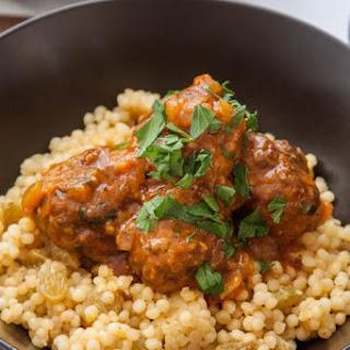 Tunisian Lamb Meatballs