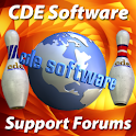 CDE Software logo