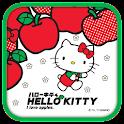 Hello Kitty Loves Apples Theme icon