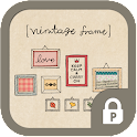 Vintage frame Protector Theme