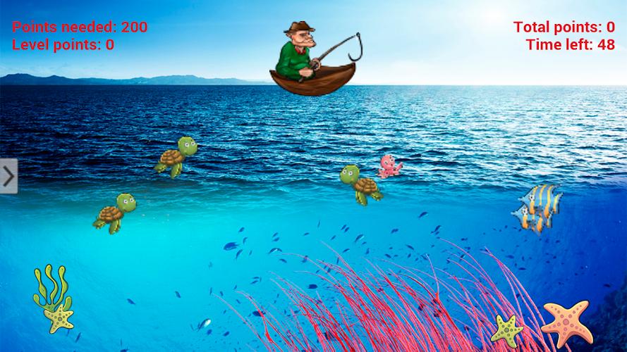 Giochi di pesca gratis in italiano