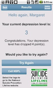 Depression - screenshot thumbnail