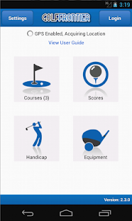 GolfBuddy Global - Accuracy Matters