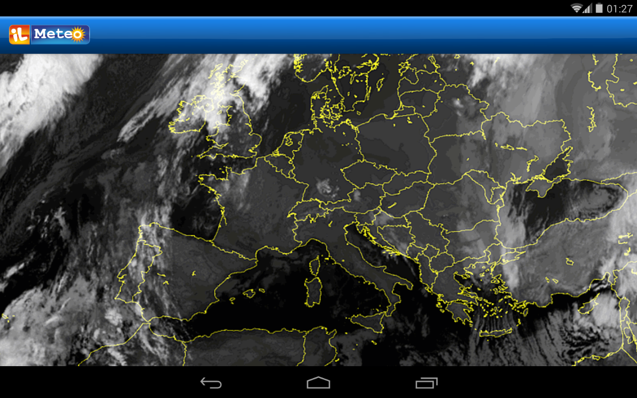 ilMeteo Weather - screenshot