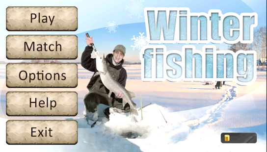 Winter Fishing 3D- screenshot thumbnail
