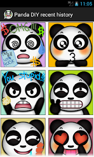 Panda DIY for Chat- screenshot thumbnail