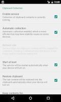 Screenshot of Clipboard Contents