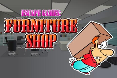 逃脱游戏:家具铺