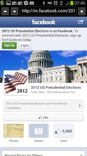 Election polls - screenshot thumbnail