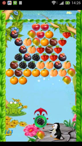 【免費解謎App】Bubble Fruit-APP點子