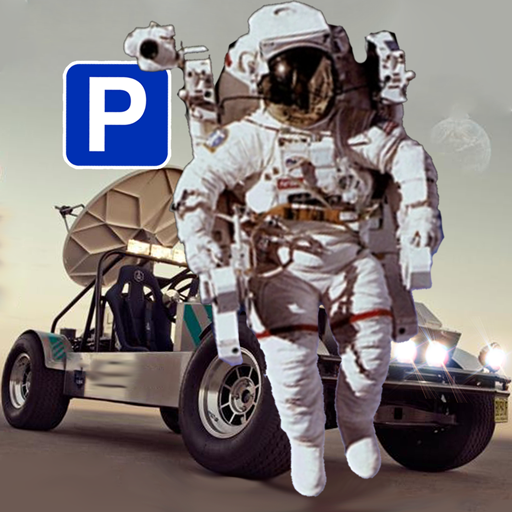 Moon Patrol Parking 3D LOGO-APP點子