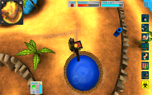 Cyber Pest Control 3D Free screenshot for Android