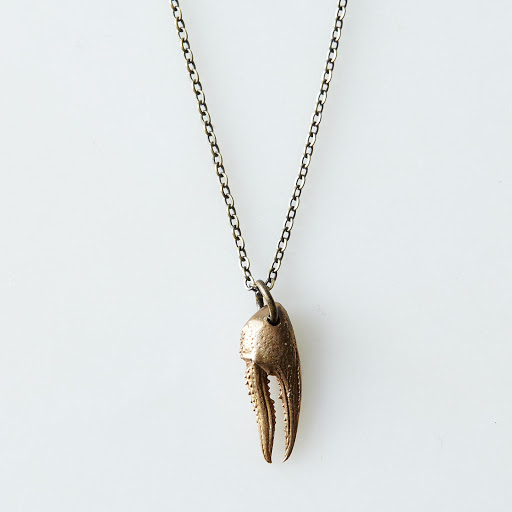 Crawfish Claw Necklace