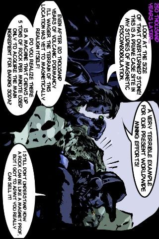 Division Comics #1 - screenshot