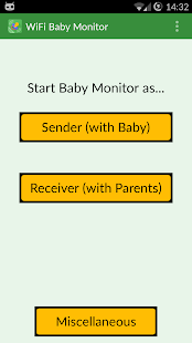 WiFi Baby Monitor- screenshot thumbnail