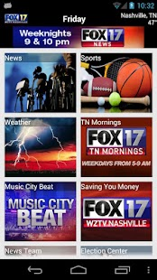 WZTV FOX17 - screenshot thumbnail