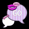 BubbleGumQT2/GO SMS THEME icon