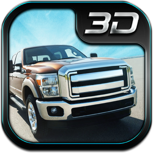 城運貨卡車 賽車遊戲 App LOGO-APP試玩