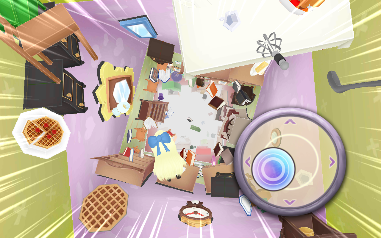 Alice in Wonderland 3D Lite- screenshot