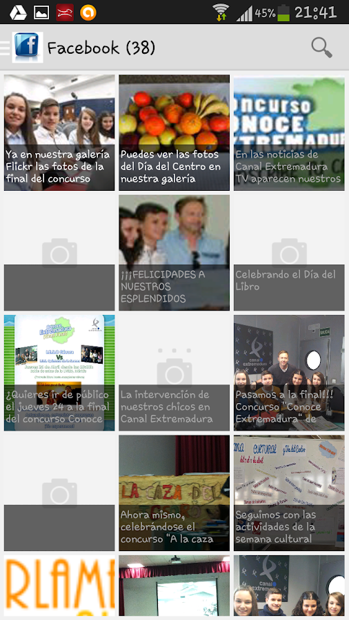 IesGevorApp- screenshot