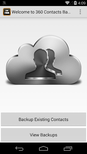 360 Contacts Backup