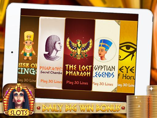 玩博奕App|エジプトのスロットのクレオパトラ女王免費|APP試玩