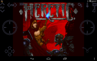Screenshot of Heretic by Eltechs