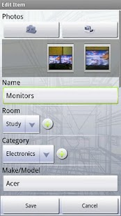 MyHome Pro: Home Inventory - screenshot thumbnail