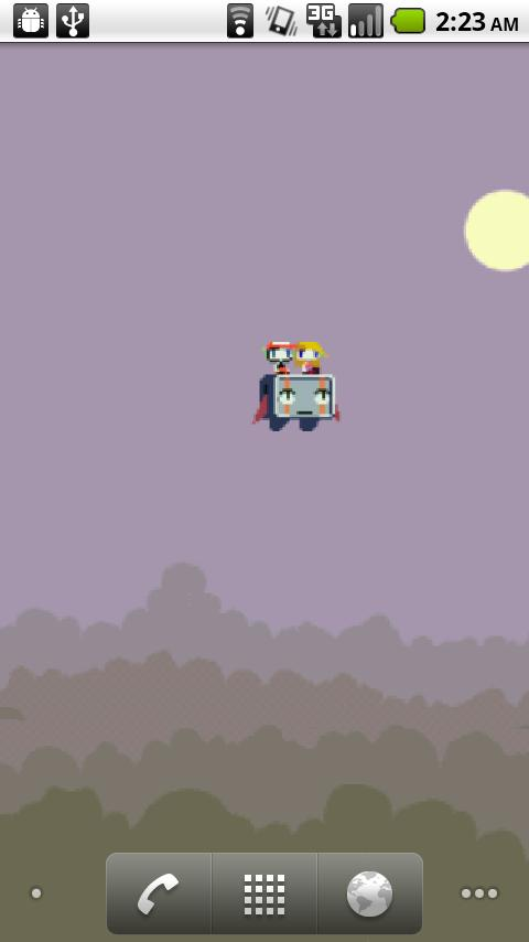 Cave Story Outer Wall-paper - screenshot