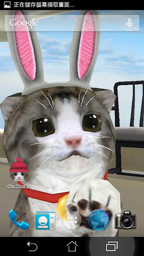 ChoCho Cat 巧巧貓動態桌布