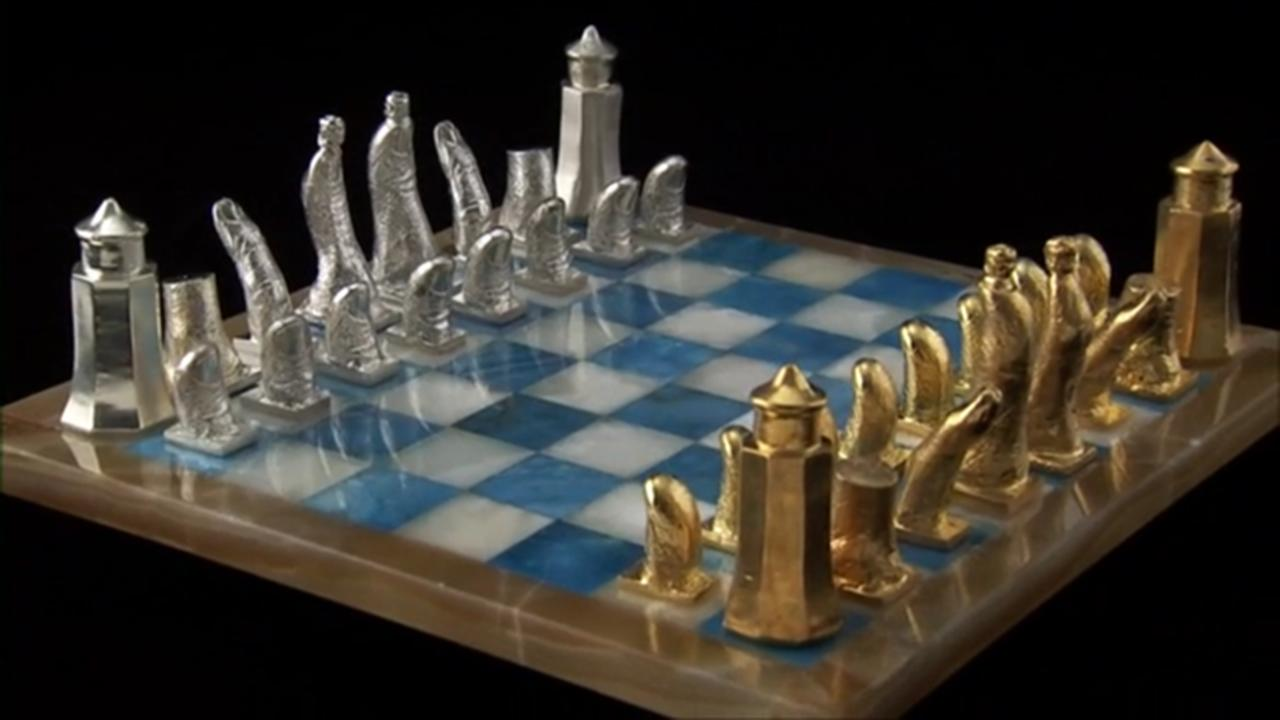 Chess Masterworks- screenshot