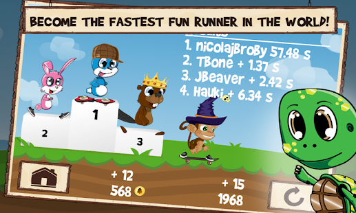 Fun Run - Multiplayer Race- screenshot thumbnail