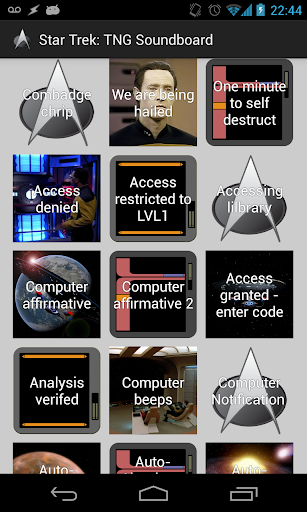 Star Trek: TNG Soundboard Pro