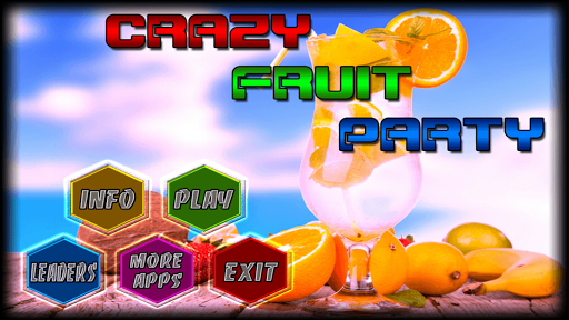 Crazy Fruit Party