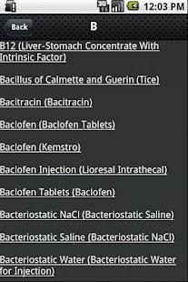 Drug Guide Pill Identifier