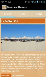 Italian Beaches Abruzzo - screenshot thumbnail