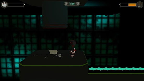 Twin Robots. Screenshot 13