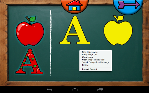 Learn English Alphabet Puzzle