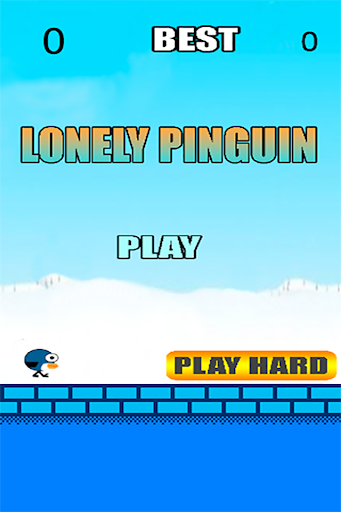 Lonely Pinguin