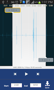 Riva Voice Recorder Pro- screenshot thumbnail
