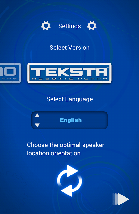 Tekno/Teksta App - screenshot