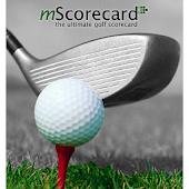 mScorecard - Golf Scorecard