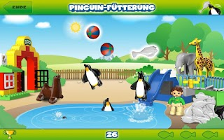 Screenshot of LEGO® DUPLO® Minispiele 2