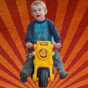 Kuba motorbike for kids – free for PC and MAC